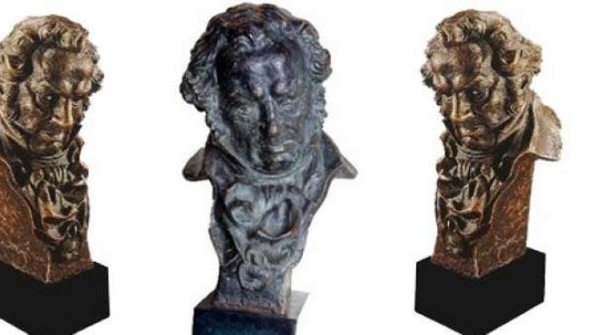 Galardones de los Premios Goya.