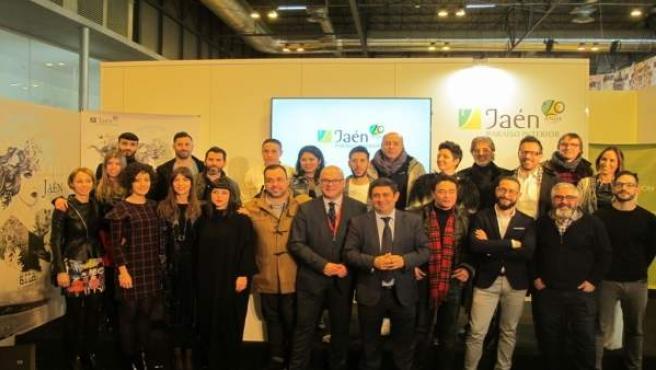 Iniciativa ModADN, presentada en Fitur