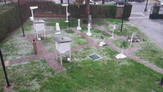 Jardín meteorológico de Valencia