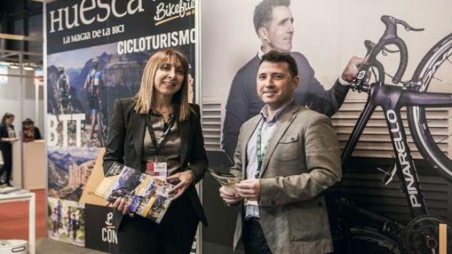 Huesca presenta su oferta turística en Fitur