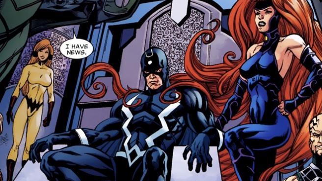 Marvel y ABC encuentran director para los primeros episodios de 'Inhumans'