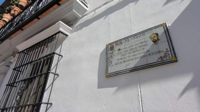 Casa Museo Juan Ramón Jiménez.