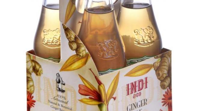 INDI Ginger Ale