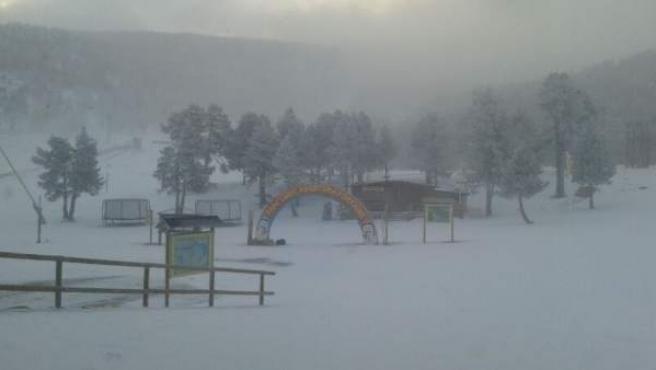 Estación de esquí Port Ainé (Temporada 2013-2014)