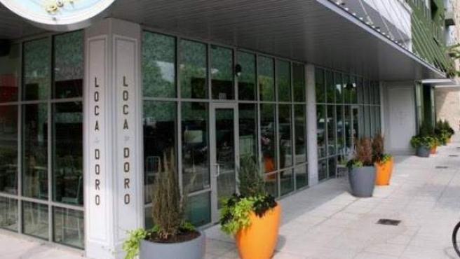 Restaurante La Oca d' Or, en Austin (Texas).