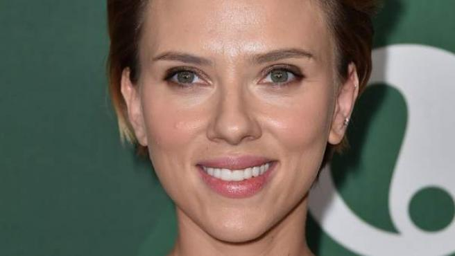 Scarlett Johansson, en 2016.