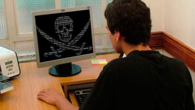 Los creadores de contenidos luchan contra las descargas de Internet.