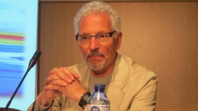 En la imagen Santiago Vidal.