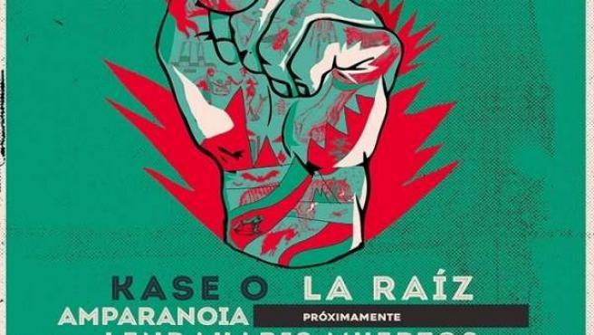 Cartel del Granirock 2017