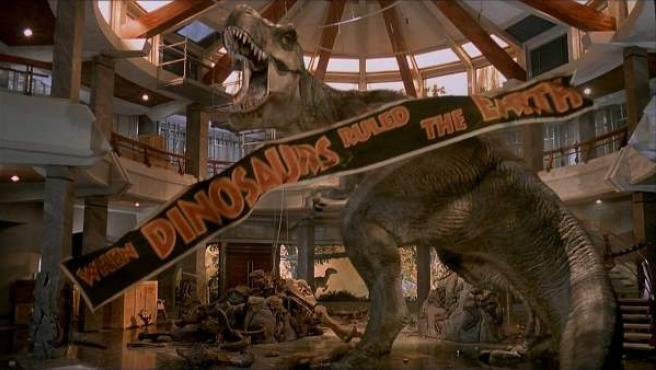 Revelan Un Final Alternativo De Jurassic Park Una última