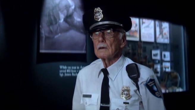 Imagen: Así será el cameo de Stan Lee en 'The Defenders'