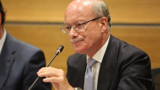 José Luis Feito, presidente del IEE.