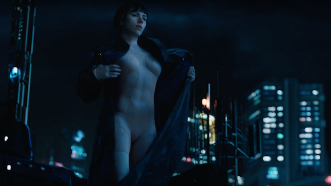 Ghost in the Shell: Tráiler para la Super Bowl