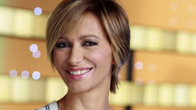 La periodista Susanna Griso.