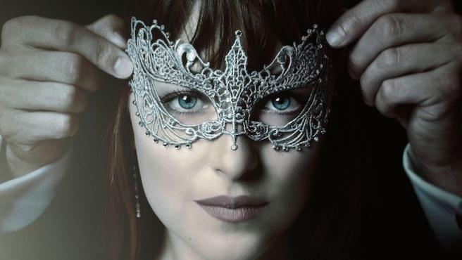 "Dakota Johnson ('Cincuenta sombras más oscuras'): ""Todo lo que digo se interpreta como algo sexual"""