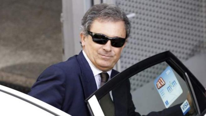 Jordi Pujol Ferrusola, primogénito del expresidente de la Generalitat Jordi Pujol.