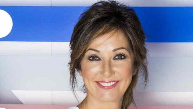La presentadora de televisión Ana Rosa Quintana.