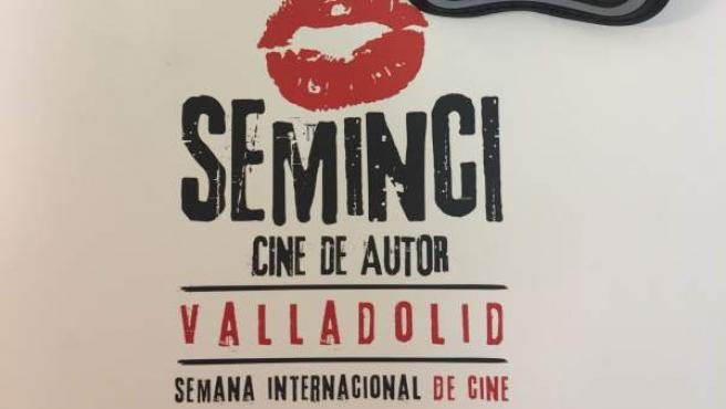 Cartel de la Semana Internacional de Cine de Valladolid.