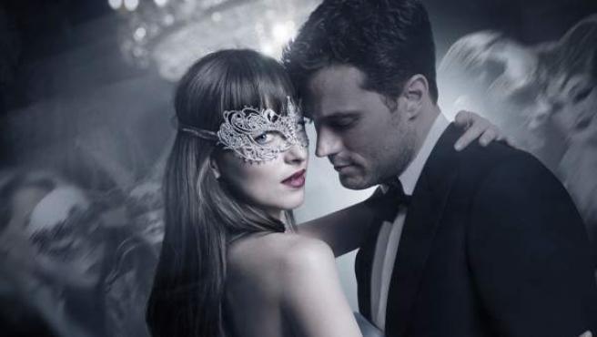Dakota Johnson y Jamie Dornan vuelven a ser Anastasia Steele y Christian Grey