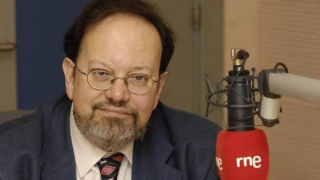 José Luis Pérez de Arteaga, musicólogo y locutor en Radio Clásica.