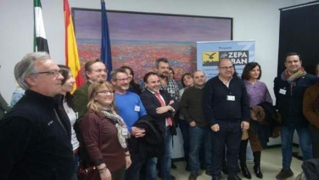 Rueda de prensa de presentación del proyecto LIFE ZEPA URBAN
