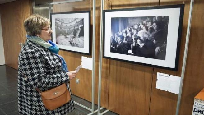 Exposición 'V15IONS: historias de superación personal'