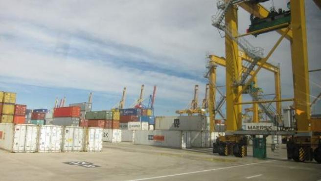 Port de València