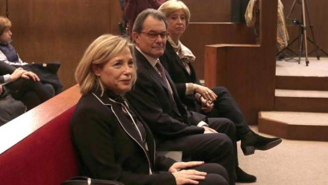 Juicio a Artur Mas, Ortega y Rigau por el 9N.