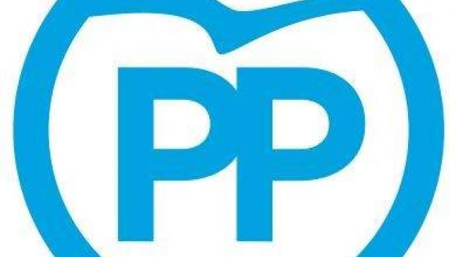 Imagen del nuevo logo del PP.