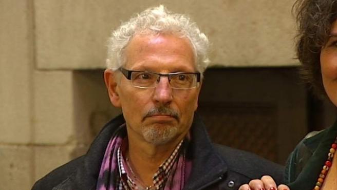 En la imagen el exjuez y exsenador de ERC Santi Vidal.