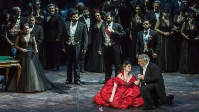 'La Traviata' El Palau De Les Arts Reina Sofía Producción De Valentino Garavan