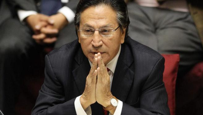 El expresidente peruano Alejandro Toledo.