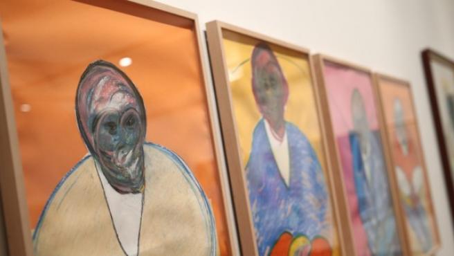 Presentación de la muestra 'Francis Bacon. La cuestión del dibujo'.