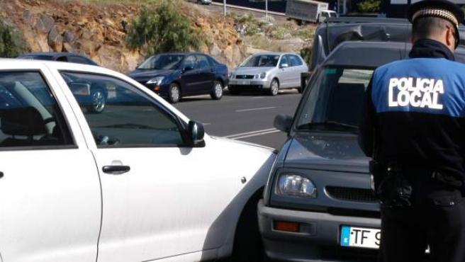 Detenidos por simular accidentes de tráfico para cobrar indemnizaciones.