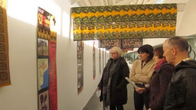 Exposición de Gam Tepeyac en UVA
