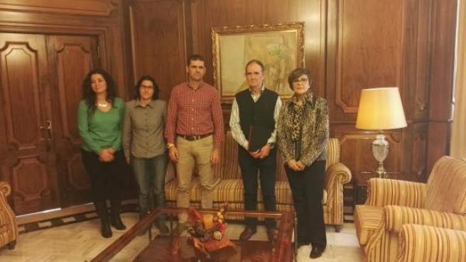 Visita Asociación AMUACI