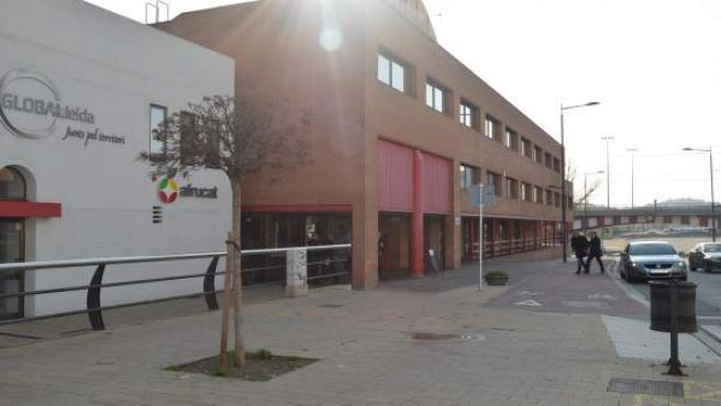Edificio de Mercolleida