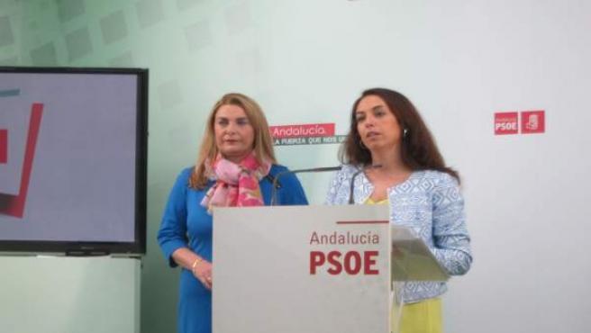 Mercedes Gámez Y Matilde Cruz