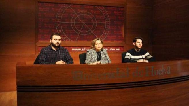 Presentan el encuentro de representantes del ESN.