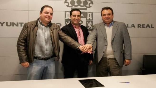 Acuerdo entre la Fundación Andaltec y el Ayuntamiento de Alcalá la Real