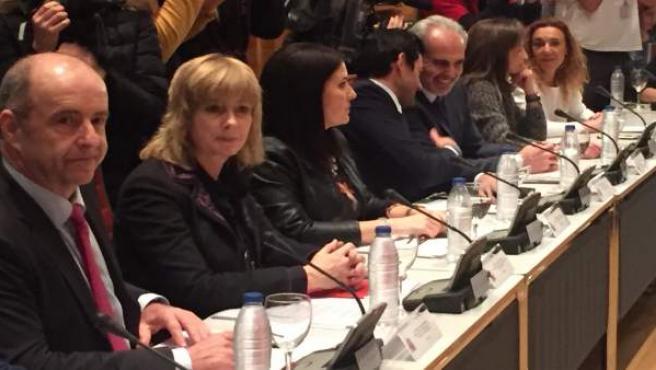 Ana Ollo en la Conferencia para Asuntos Relacionados con la Unión Europea