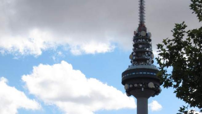 Imagen De Las Instalaciones De RTVE En Torrespaña.