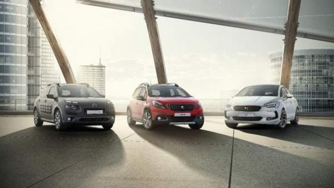 El Grupo PSA engloba marcas como Peugeot, Citroën y DS.
