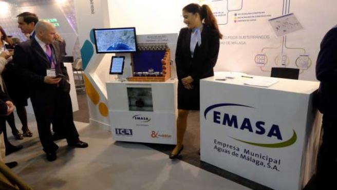 Emasa presenta en Transfiere los avances tecnológicos