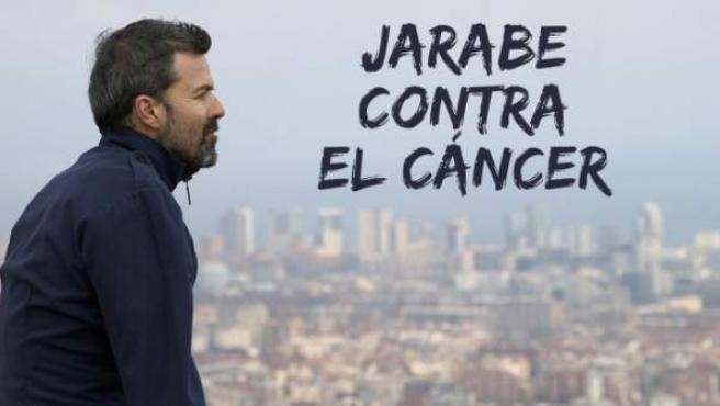 Imagen promocional del documental Jarabe contra el cáncer.
