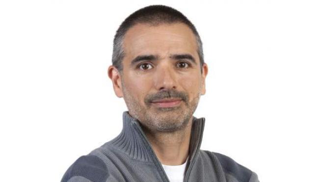 Julio Barea. Doctor en Geología y experto en contaminación de Greenpeace.