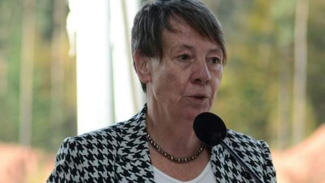 Imagen de Barbara Hendricks, ministra alemana de Medio Ambiente.