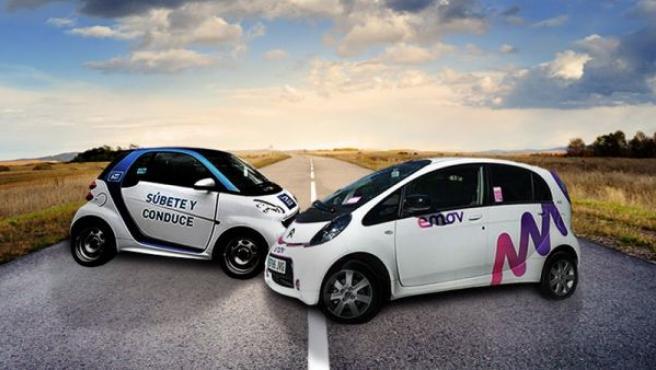 Car2Go vs. emov.
