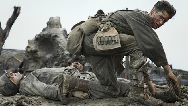 Por qué 'Hasta el último hombre' no debería ganar el Oscar