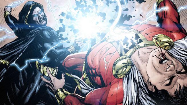 DC quiere un director de terror para 'Shazam!'